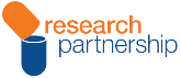 research partnership logo